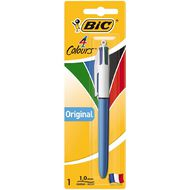 Bic 4 Colour Pen Multi-Coloured 1 Pack