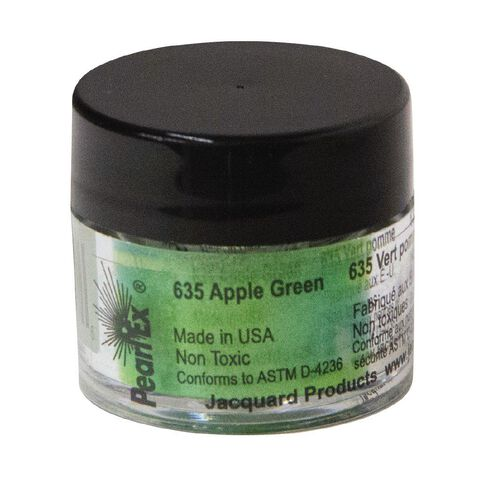 Jacquard Pearl Ex 3g Apple Green