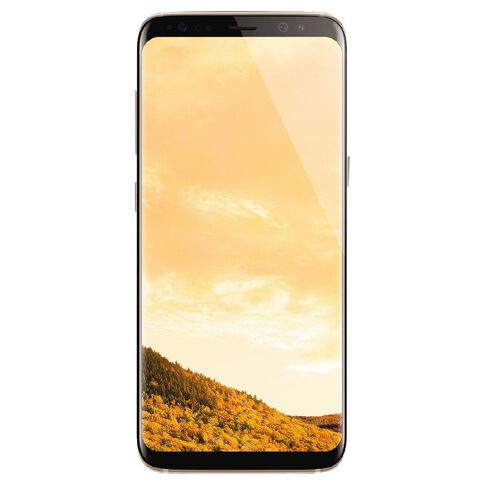 2degrees Samsung Galaxy S8 64GB Gold