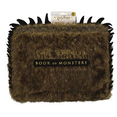 Harry Potter 14in Notebook Sleeve Monster Book of Monsters