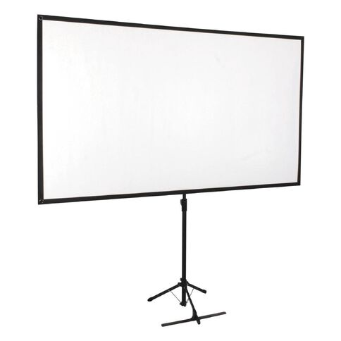 Brateck Economy 80 Tripod Projector Screen White