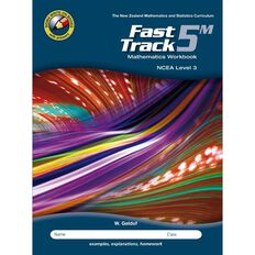 Ncea Year 13 Mathematics Fast Track Workbook 5M