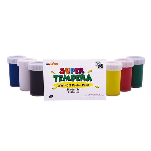 FAS Fas Paint Super Tempera Starter Set