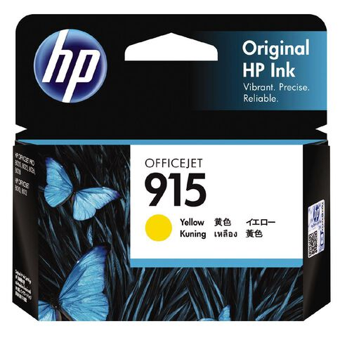 HP Ink 915 Yellow (315 Pages)
