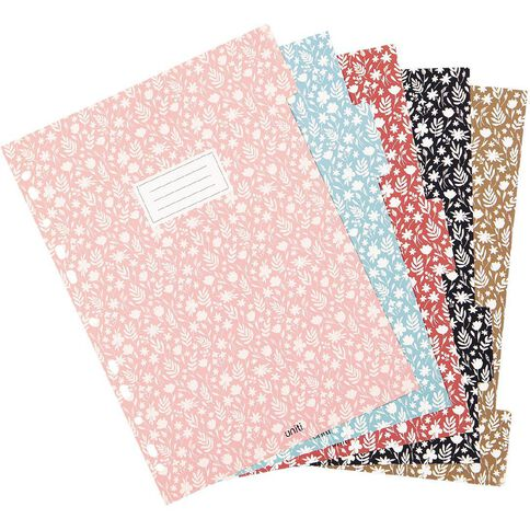 Uniti Winter Bloom Dividers A4 5 Pack