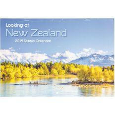 Calendar 2019 Looking at NZ Booklet