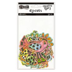 Ranger Dylusions Creative Dyary Die Cuts 5
