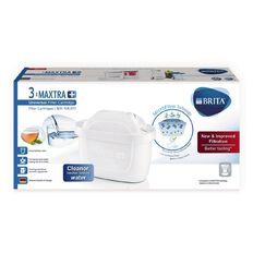 Brita MaxtraPlus Filter 3 Pack
