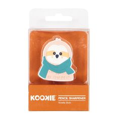 Kookie Novelty19 Sloth Pencil Sharpener Orange