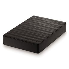Seagate Expansion 4TB Portable Hard Drive Black