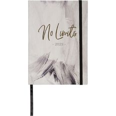 Modena 2020 Diary Week To View Case Bound No Limits A5