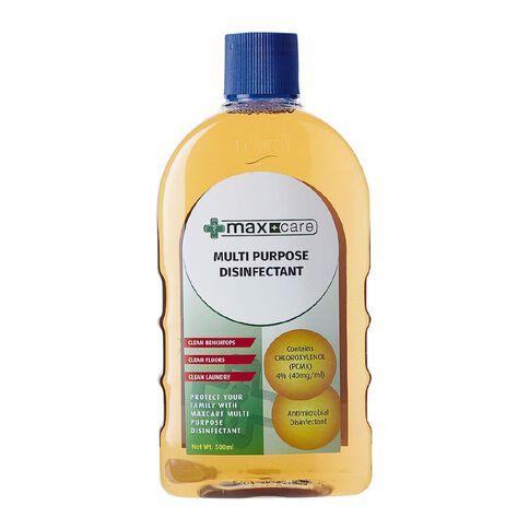 Maxcare Disinfectant Liquid 500ml