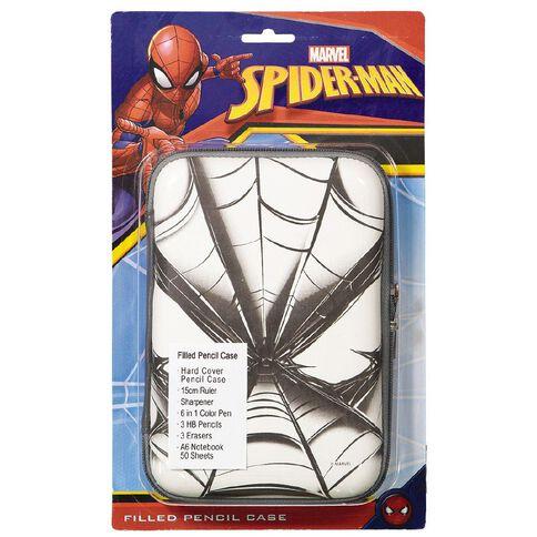 Spider-Man Filled Pencil Case