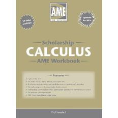 Ncea Year 13 Scholarship Calculus Workbook