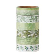 Uniti Washi Tape 6 Pack Botanical