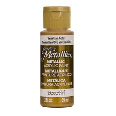 Dazzling Metallics Paint 2oz Vanitian Gold