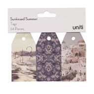 Uniti Sunkissed Summer Tag 24 Piece