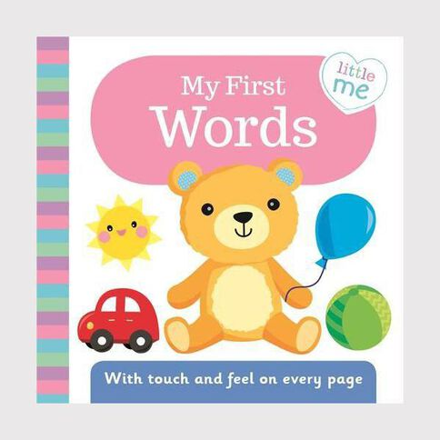Little Me: My First First Words