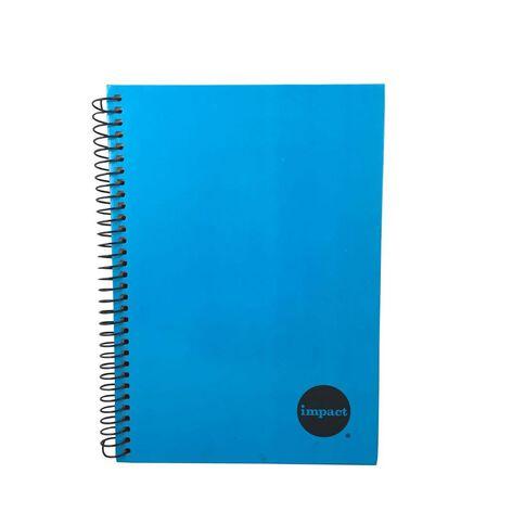 Impact Notebook Wiro Blue A5
