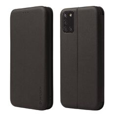 In Touch Samsung A21s Milano Wallet Case Black