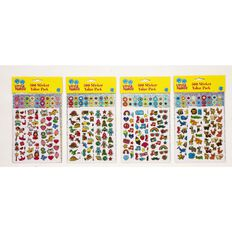 Little Hands Stickers 500 Pack Assorted