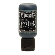 Ranger Dylusions Paint 1oz Balmy Night