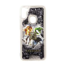 Harry Potter Hogwarts Crest Samsung Galaxy A11 Glitter Case