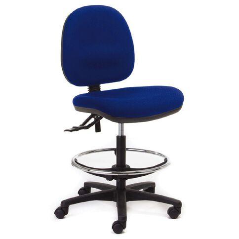 Chair Solutions Aspen Midback Tech Chair Solar Blue