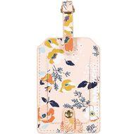 Uniti Winter Bloom Luggage Tag