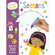 My First Sticker Seasons by Make Believe Ideas
