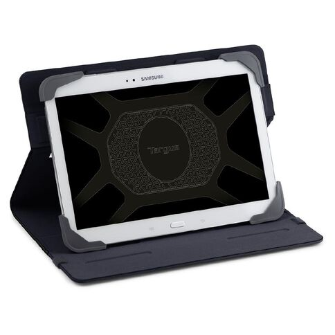 Targus Fit-N-Grip 9-10 Rotating Universal Tablet Case Black