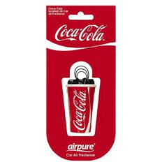 Coca-Cola Car Air Freshener Original 3D