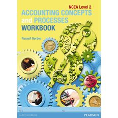 Ncea Year 12 Accounting Concepts And Processes Workbook