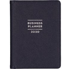 Modena 2020 Business Goals Planner Medium Navy
