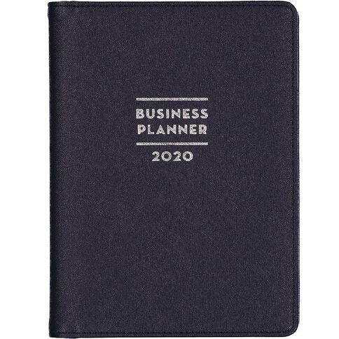 Modena 2020 Business Goals Planner Medium Navy