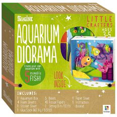 Imagine Aquarium Diorama 25.5cm x 25.5cm x 6.5cm