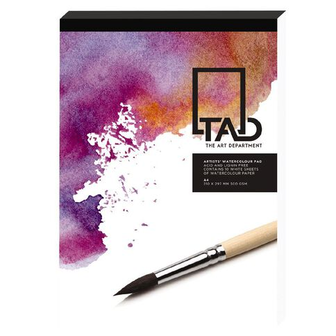 The Art Department Sketch Pad 300gsm White A5