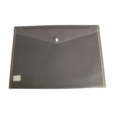 Marbig Document Wallet PP Dome A3