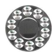 Uniti Palette Round Metal 10 Hole