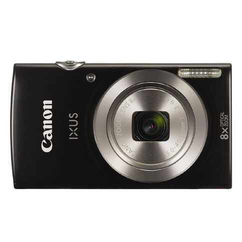 Canon IXUS 185 20MP Camera Black