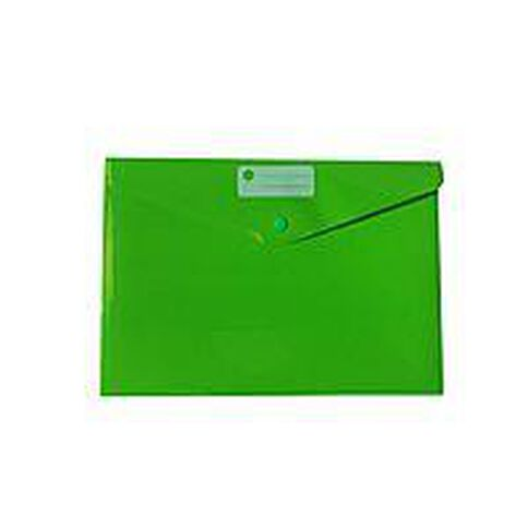 Impact Document Envelope Single Dome Green