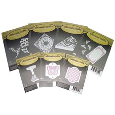 Ultimate Crafts Rambling Rose Dies Assortment 2