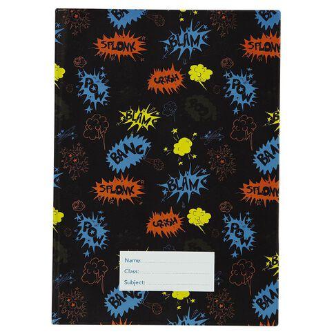 Kookie Ninja Book Sleeve Blue A4