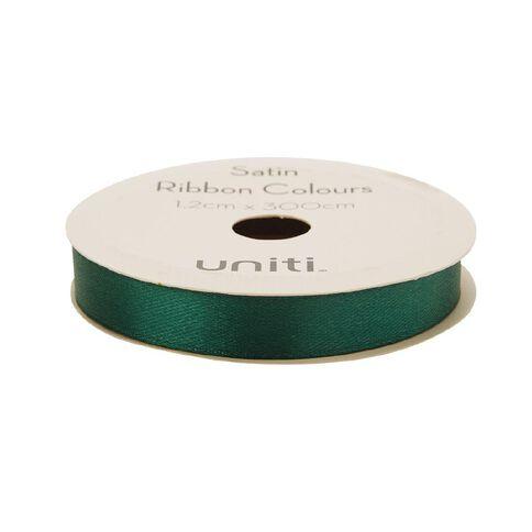 Uniti Satin Ribbon Colours 3m Assorted