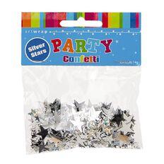 Artwrap Confetti Stars 14g Silver