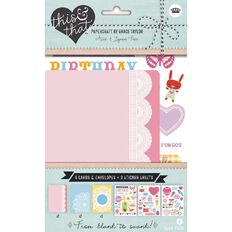 Grace Taylor Lace Cards and Envelopes