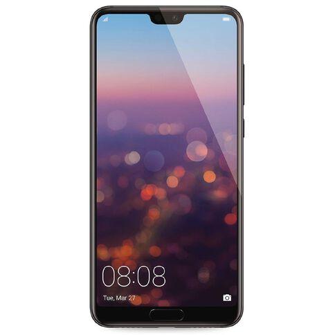 2degrees Huawei P20 Pro Black