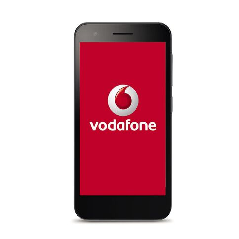 Vodafone Smart E8 Locked Bundle Black