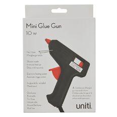 Uniti Mini Glue Gun 10W Black