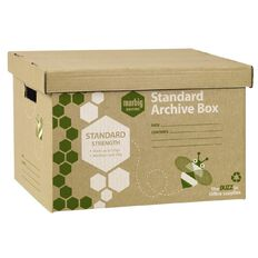 Marbig Standard Archive Box 5 Pack